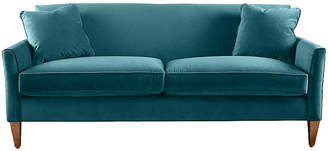 One Kings Lane Milo Sofa - Peacock Crypton