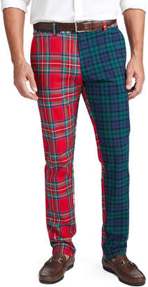 Vineyard Vines Party Tartan Slim Fit Pants