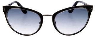 Tom Ford Nina Cat-Eye Sunglasses