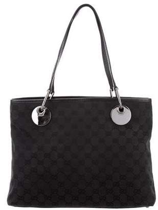 6535c34db53 Gucci Black Canvas Duffels   Totes For Women - ShopStyle Canada
