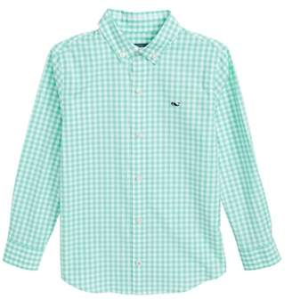 Vineyard Vines Carleton Gingham Shirt
