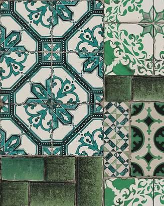 Premier Housewares Portuguese Tile Wallpaper