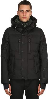 Moncler Rodenberg Nylon Technique Down Jacket