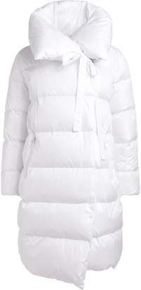 Puffa Bacon Clothing Bacon Big Long White Down Jacket