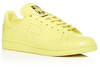 adidas Raf Simons for Men's Stan Smith Leather Lace-Up Sneakers