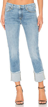 7 For All Mankind Fashion Boyfriend $199 thestylecure.com