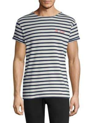 Maison Labiche The Dude Striped Sailor T-Shirt