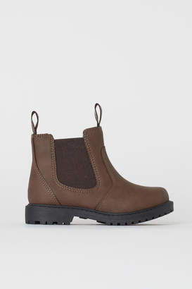 H&M Chelsea Boots - Brown