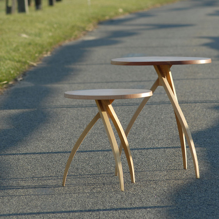 Roundup Tripod Tables Popsugar Home