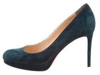 Christian Louboutin New Simple High-Heel Pumps