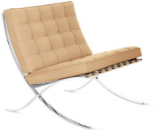Design Within Reach Knoll Barcelona Chair, Vanilla at DWR