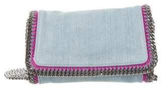 Stella McCartney Denim Falabella Crossbody Bag blue Denim Falabella Crossbody Bag