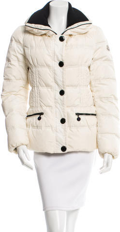 Moncler Moncler Down-Filled Puffer Coat