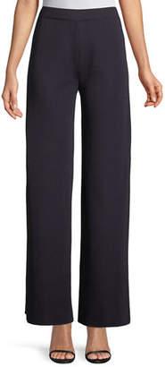 Misook Demi Palazzo Wide-Leg Pants, Plus Size