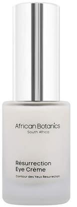 African Botanics Résurrection Eye Créme