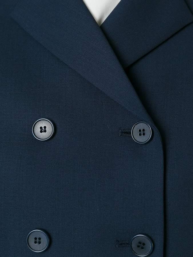 Theory 'Jintrilla' cropped jacket