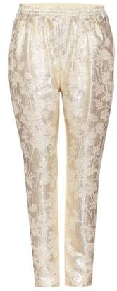Stella McCartney Jacquard track pants