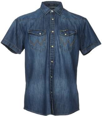 Wrangler Denim shirts - Item 42640260