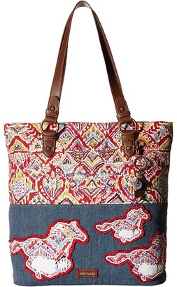 Sakroots Artist Circle Soft Tote $59 thestylecure.com