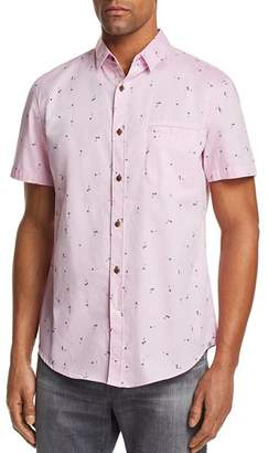 Sovereign Code Pismo Short Sleeve Button-Down Shirt - 100% Exclusive