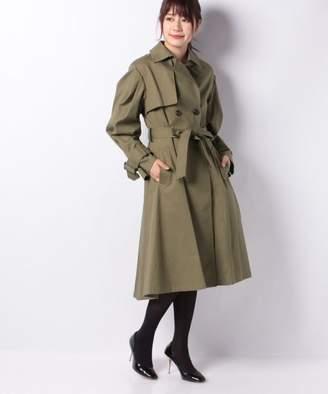 B Donna (ビドンナ) - ビドンナ ギザ二重織りコート