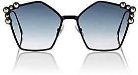 Fendi Women's FF0261/S Sunglasses - Blue