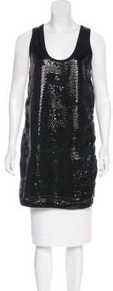 See by Chloe Sleeveless Sequin Dress