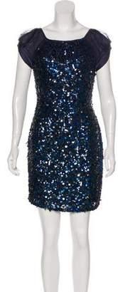 Pinko Embellished Cocktail Dress
