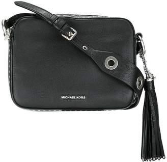 MICHAEL Michael Kors large 'Brooklyn' camera crossbody bag