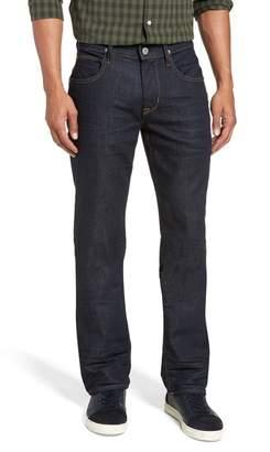 Hudson Jeans Byron Slim Straight Leg Jeans (Alan)