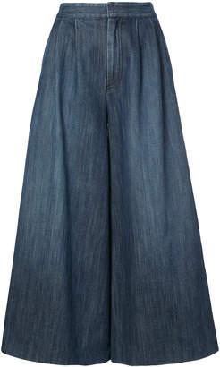 ADAM by Adam Lippes wide leg jeans