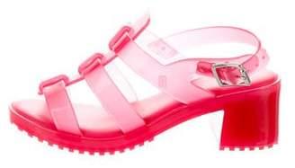 Mel by Melissa Girls' Mel Flox High Sandals