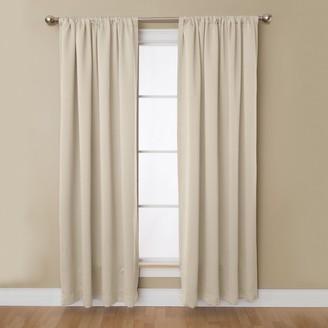 Miller Curtains 1-Panel Nella Energy Efficient Window Curtain