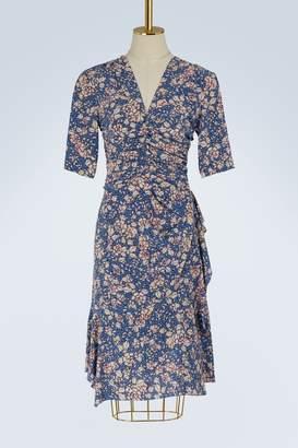 Isabel Marant Brodie silk dress