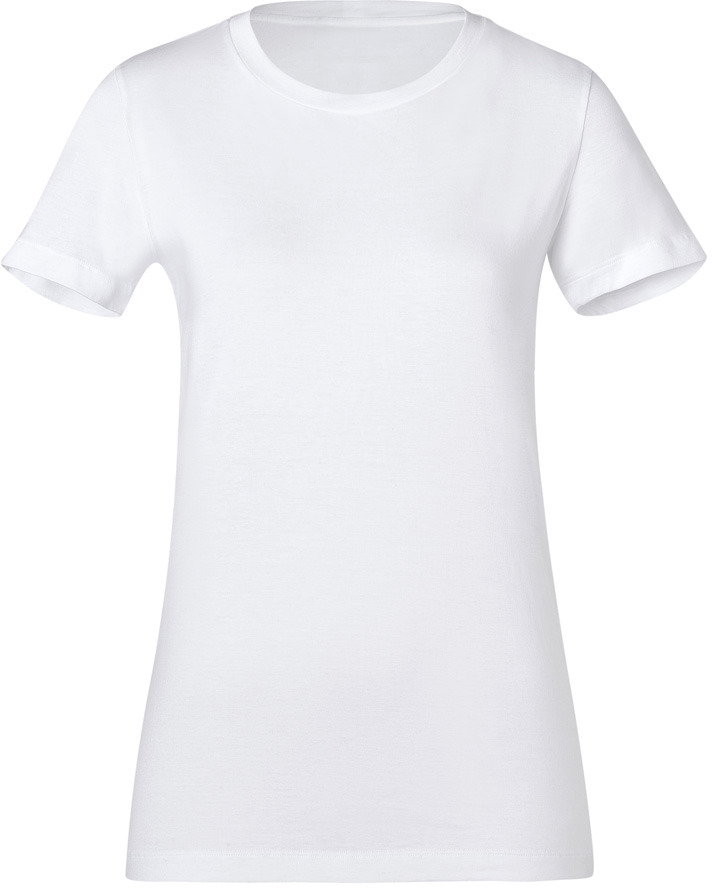 Jil Sander White Crew Neck T-Shirt