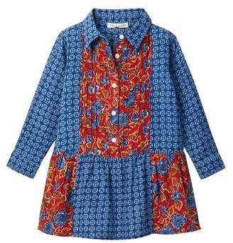 Mimi & Maggie Boho Shirt Dress (Little Girls & Big Girls)