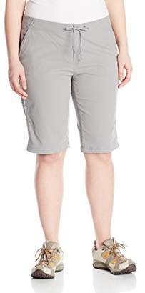 Columbia Women's Plus-size Anytime Outdoor Plus Size Long Short Shorts,x13