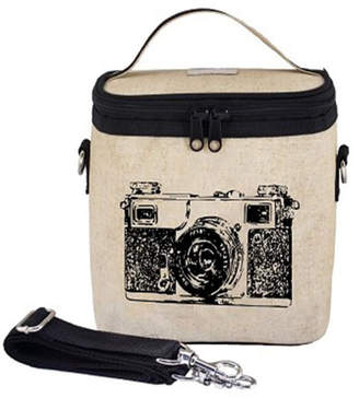 Private Label Black Camera Lunchbox