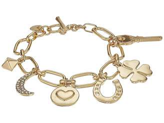 French Connection Charm Bracelet