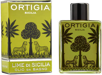 Ortigia Lime Di Sicilia Bath Oil - 200ml