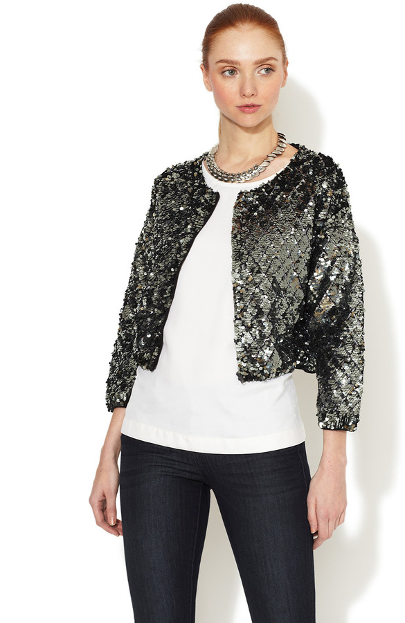Marc by Marc Jacobs Tela Sparkle Cardigan