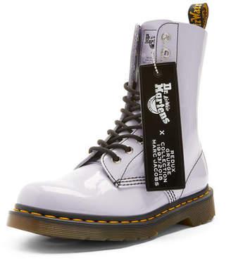 32ab4b410c9 Marc Jacobs x Dr. Martens Patent Boots