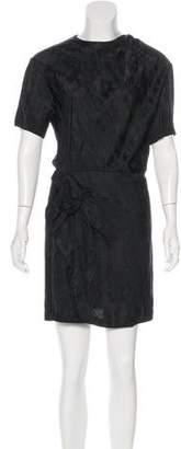 Isabel Marant Knee-Length Ruffle Dress