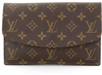 Louis Vuitton Pre-Owned Rabat Monogram clutch
