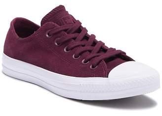 Converse Plush Suede Oxford Sneaker