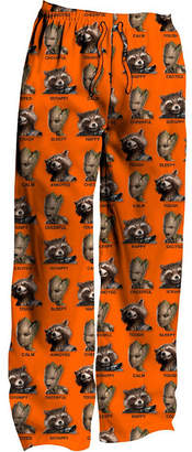 Marvel Mens Tall Microfleece Pajama Pants