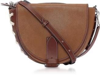 J.W.Anderson Genuine Leather Bike Bag w/Shoulder Strap