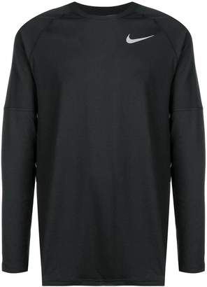 Nike long sleeved sweatshirt
