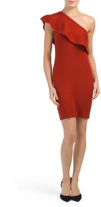 Juniors Australian Designed One Shoulder Dress