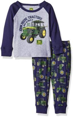 John Deere Baby Best In Field Pajama 2 Piece Set